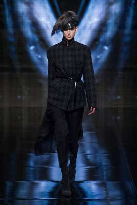 Kate Goodling - Donna Karan 2014 Sonbahar-Kış Koleksiyonu