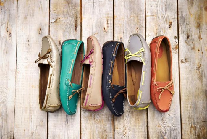 """Rengarenk Ayakkabılarla Yaz Sezonuna Clarks ile """"Merhaba"""""""