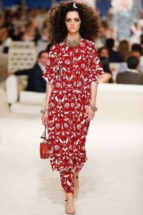 Magda Laguinge - Chanel 2015 Resort