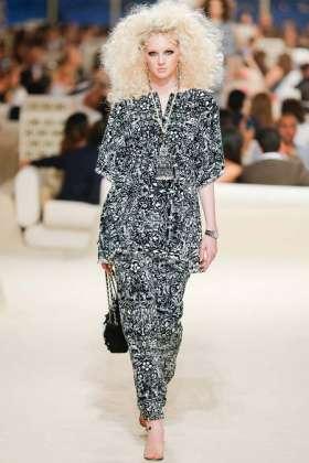 Nastya Sten - Chanel 2015 Resort