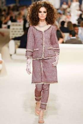 Kati Nescher - Chanel 2015 Resort