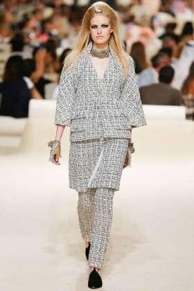 Louise Parker - Chanel 2015 Resort