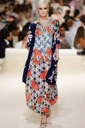 Juliette Fazekas - Chanel 2015 Resort