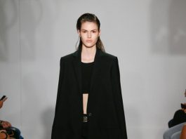 Vanessa Moody - Balenciaga 2015 Resort Koleksiyonu