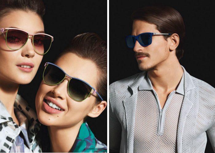 Emporio Armani 2014 İlkbahar-Yaz Gözlük Modelleri