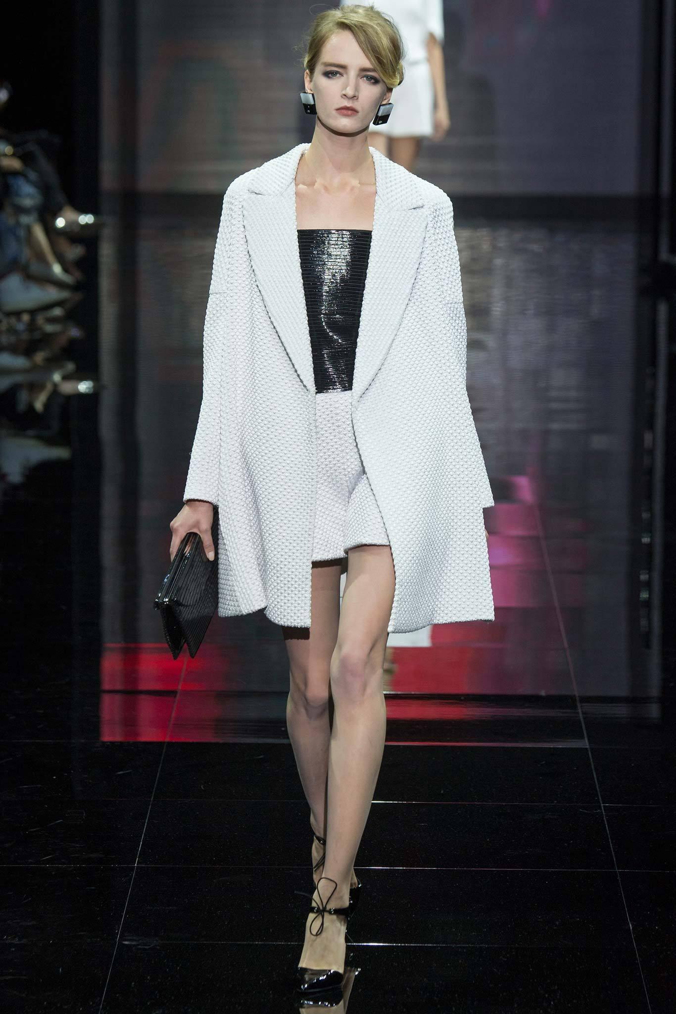 Armani Privé Fall 2014 Couture Koleksiyonu