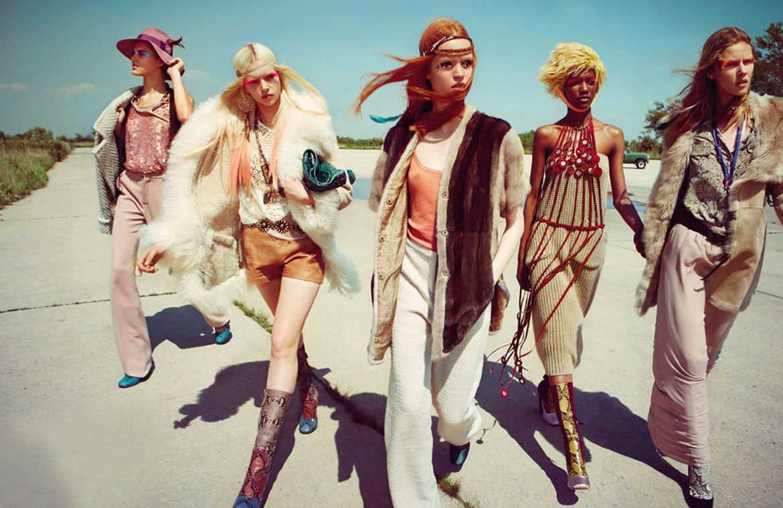 60'lı Yılların Hala Giyilebilen Trendleri!