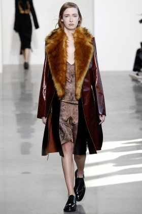 Georgia Howorth - Calvin Klein Collection Fall 2016 Ready to Wear