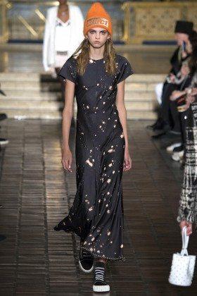 Molly Bair - Alexander Wang Fall 2016 Ready-to-Wear