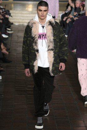 Diego Villarreal - Alexander Wang Fall 2016 Ready to Wear