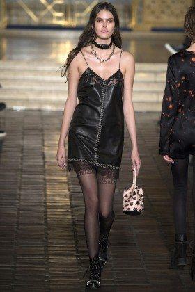 Vanessa Moody - Alexander Wang Fall 2016 Ready-to-Wear