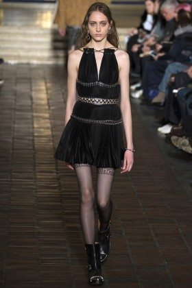 Lia Pavlova - Alexander Wang Fall 2016 Ready to Wear