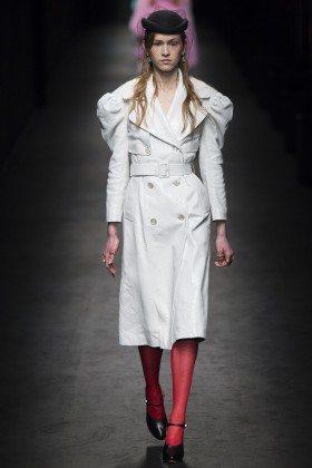 Kasia Oskard - Gucci Fall 2016 Ready-to-Wear