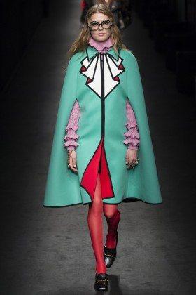 Emmy Rappe - Gucci Fall 2016 Ready-to-Wear