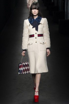 Mae Lapres - Gucci Fall 2016 Ready-to-Wear