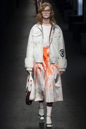 Mia Gruenwald - Gucci Fall 2016 Ready-to-Wear