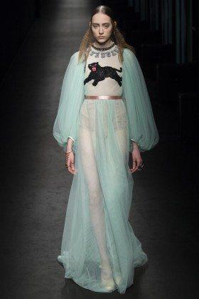 Lia Pavlova - Gucci Fall 2016 Ready-to-Wear