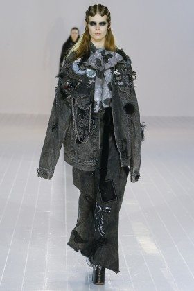 Sandra Schmidt - Marc Jacobs Fall 2016 Ready to Wear