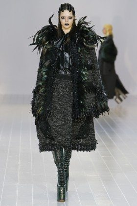 Kendall Jenner - Marc Jacobs Fall 2016 Ready to Wear