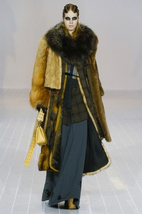 Bruna Dapper - Marc Jacobs Fall 2016 Ready to Wear