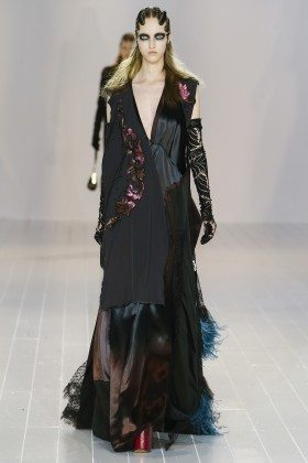 Liza Ostanina - Marc Jacobs Fall 2016 Ready to Wear