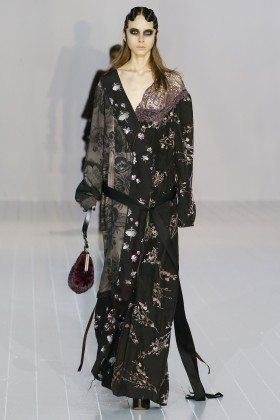 Melanie Culley - Marc Jacobs Fall 2016 Ready to Wear
