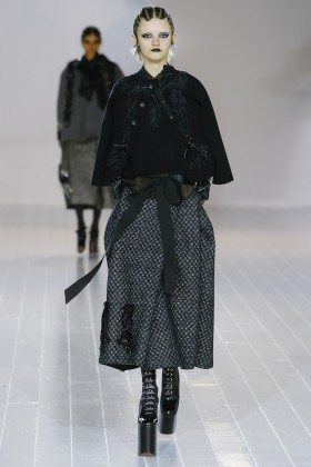Peyton Knight - Marc Jacobs Fall 2016 Ready to Wear