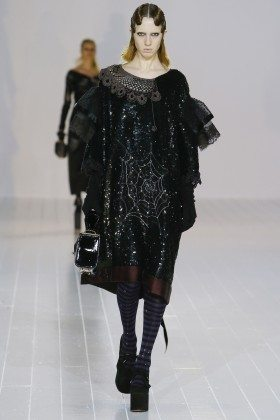 Teddy Quinlivan - Marc Jacobs Fall 2016 Ready to Wear