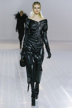Veronika Vilim - Marc Jacobs Fall 2016 Ready to Wear
