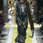 Yuliia Ratner - Roberto Cavalli Fall 2016 Ready-to-Wear