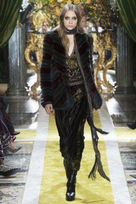 Odette Pavlova - Roberto Cavalli Fall 2016 Ready-to-Wear