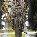 Leon Dame - Roberto Cavalli Fall 2016 Ready-to-Wear