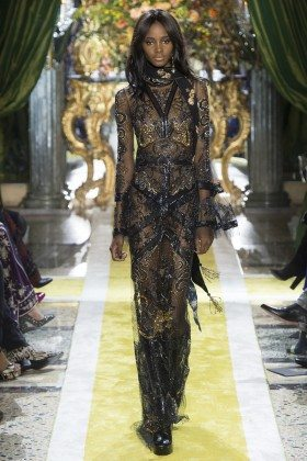 Tami Williams - Roberto Cavalli Fall 2016 Ready-to-Wear