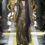 Adrienne Jüliger - Roberto Cavalli Fall 2016 Ready-to-Wear