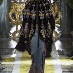 Irina Djuranovic - Roberto Cavalli Fall 2016 Ready-to-Wear