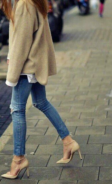 2016 Kot Pantolon Trendleri