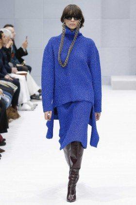 Charlee Fraser - Balenciaga Fall 2016 Ready-to-Wear