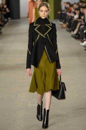Lia Pavlova - Boss Fall 2016 Ready-to-Wear