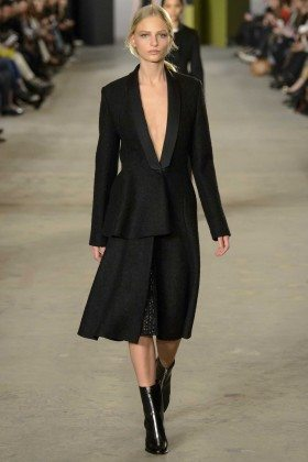 Frederikke Sofie - Boss Fall 2016 Ready-to-Wear