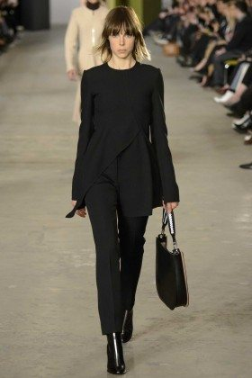 Edie Campbell - Boss Fall 2016 Ready-to-Wear