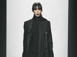Jamie Bochert - Bottega Veneta Fall 2016 Ready-to-Wear