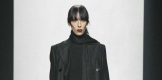 Jamie Bochert - Bottega Veneta Fall 2016 Ready-to-Wear