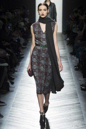 Camille Hurel - Bottega Veneta Fall 2016 Ready-to-Wear