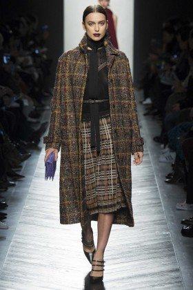 Irina Shayk - Bottega Veneta Fall 2016 Ready-to-Wear