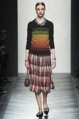 Hedvig Palm - Bottega Veneta Fall 2016 Ready-to-Wear
