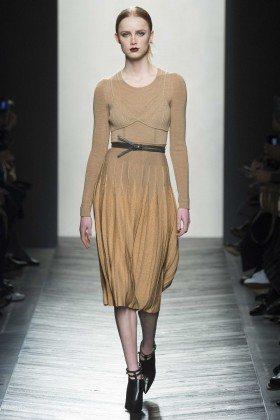 Rianne van Rompaey - Bottega Veneta Fall 2016 Ready-to-Wear