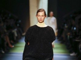Mali Koopman - Céline Fall 2016 Ready-to-Wear