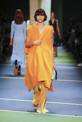 Charlee Fraser - Céline Fall 2016 Ready-to-Wear