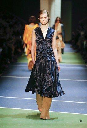 Sandra Schmidt - Céline Fall 2016 Ready-to-Wear