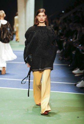 Nadia Soma - Céline Fall 2016 Ready-to-Wear